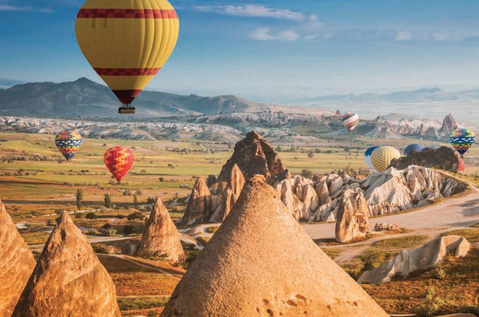 Experience Turkey