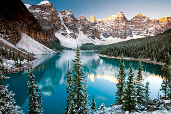The Great Canadian Rockies – 10 Nights/11 Days