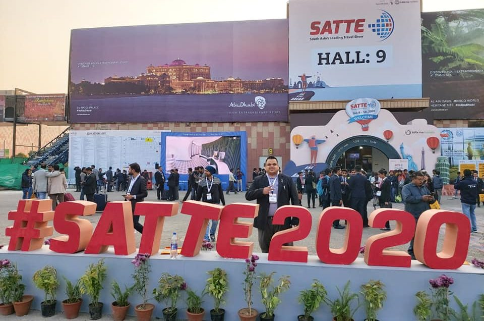 TravelExotico experience at SATTE 2020