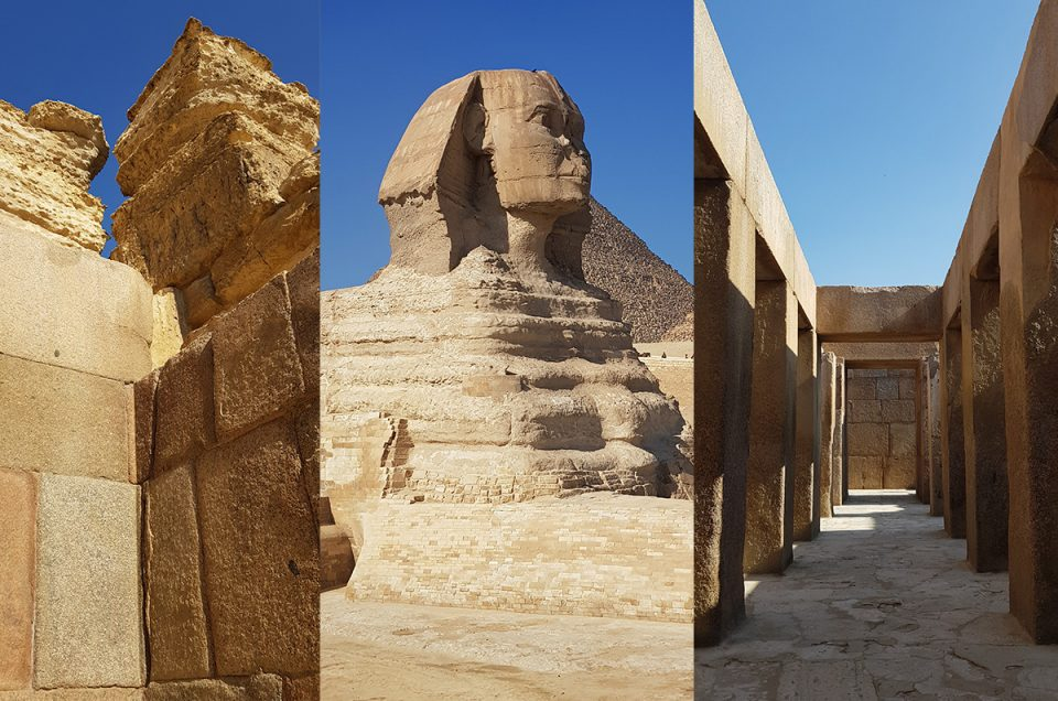Exploring the remnants of ancient civilization in Cairo, Egypt